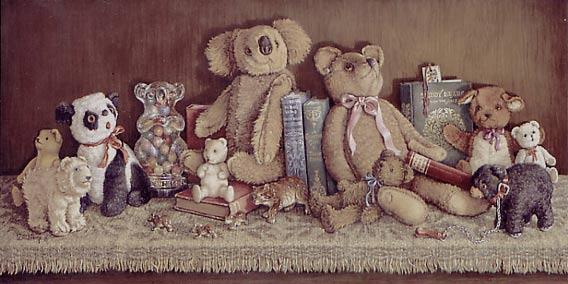 TeddyBearCollection