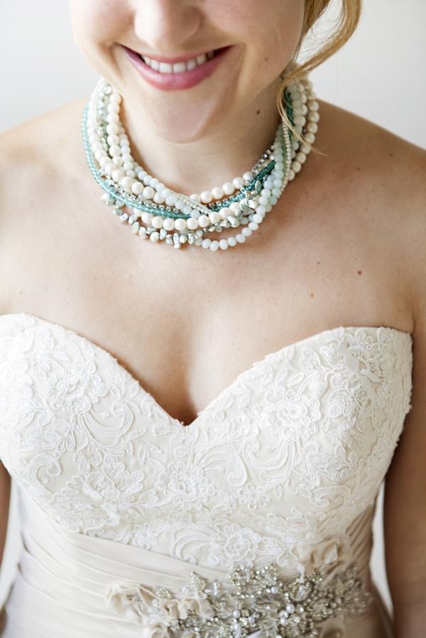 Создаем красивое и нежное ожерелье своими руками