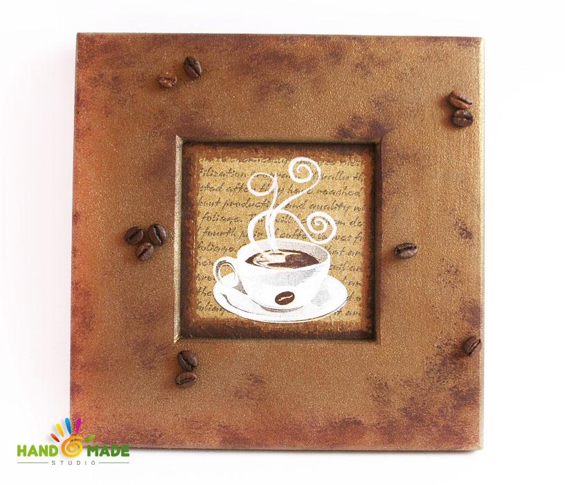 Картина «Кофейное настроение»
