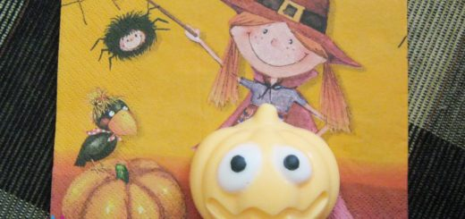 Мыло «Тыква» к Хэллоуину