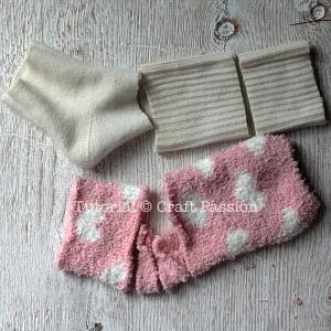 Овечки из носков
