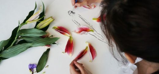 Grace+Ciao+Illustrations_Lilies