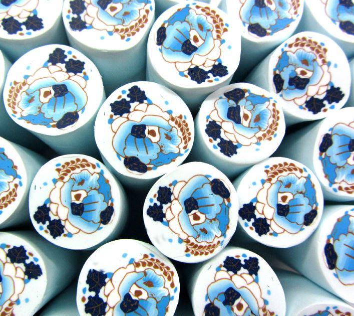 Полимерные трости-букеты от Tami Shvat.