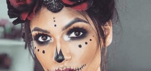 Fantasias para Halloween_ inspirações de maquiagem