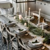 Новогоднее оформление стола — создайте праздник своими руками!Идеи декора! _ Юлия Жданова _ Яндекс Дзен (1)